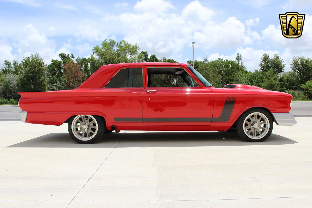 1963 Mustang Gt500 For Sale