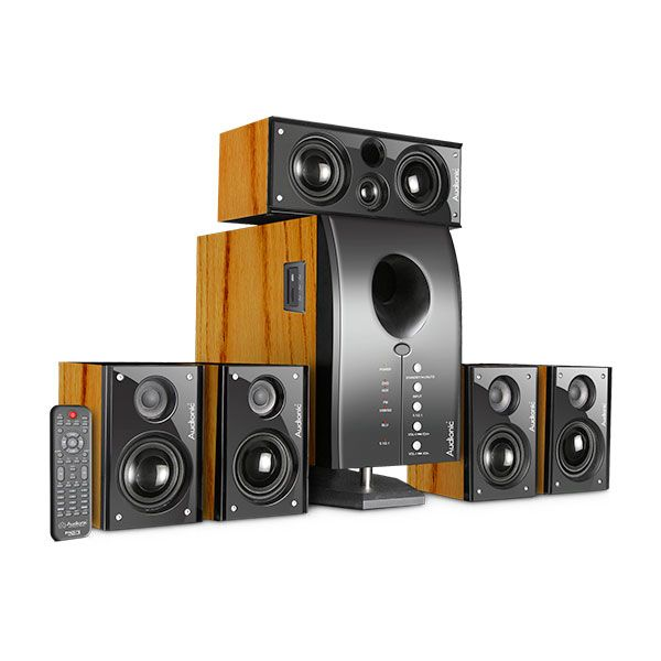 Audionic Pace 3 Speakers 5 1 Channel Sound | Speakers
