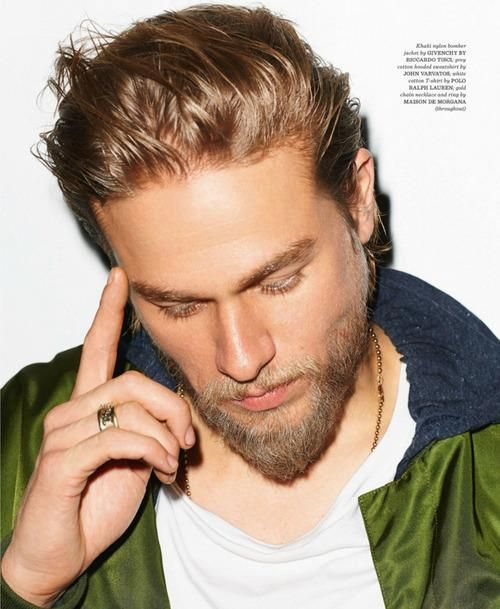I Can Take What Ever That Is Off Your Mind Some How Charlie Hunnam Charlie Hunnam Soa Gq