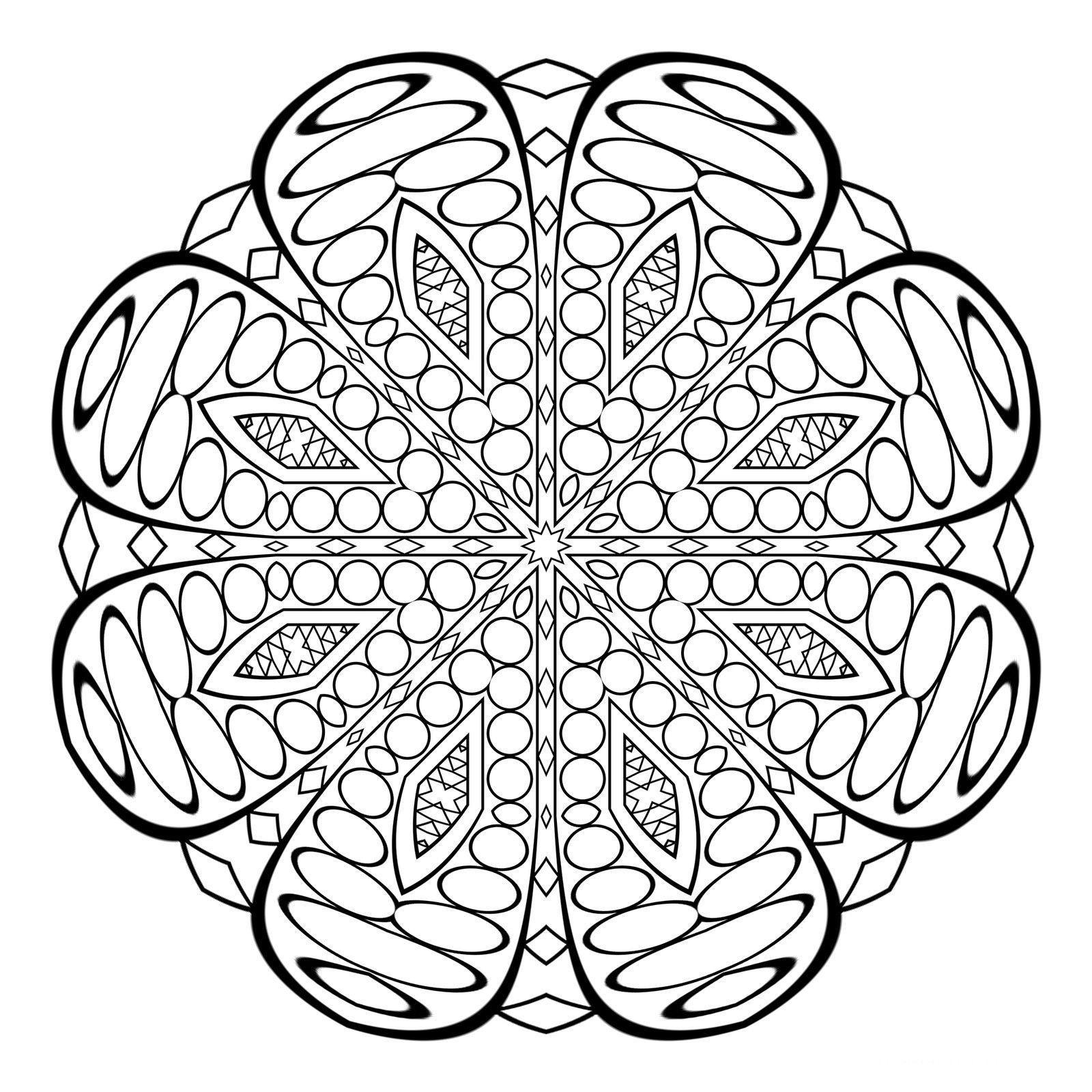 mandalas-budistas-para-colorear | MANDALAS | Pinterest | Budistas ...