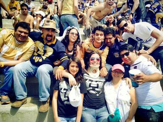 En el estadio la pasion se desborda con Golden Garra