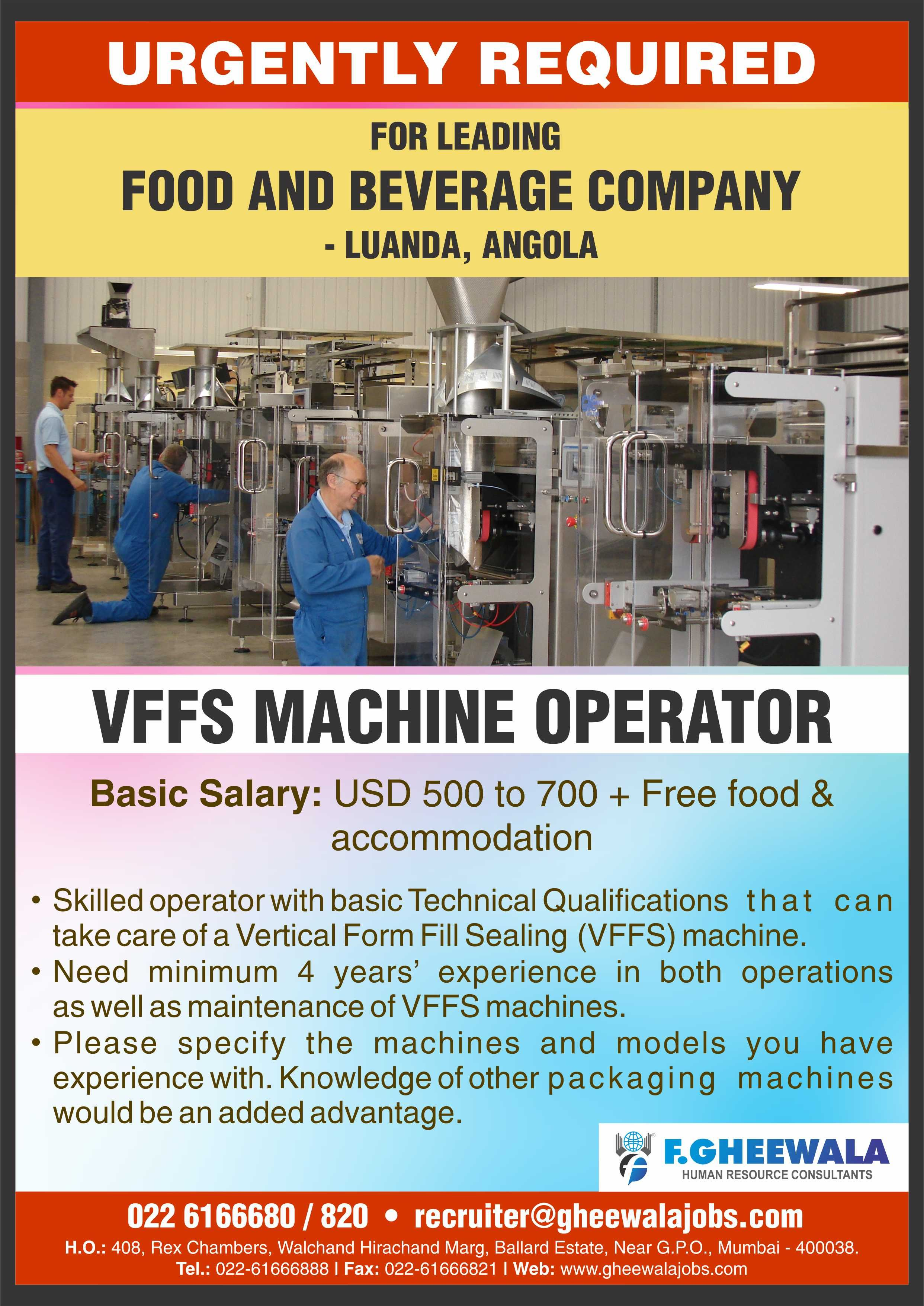 Urgently Required Arabic Cook / Assistant Cook / Kitchen Helper For ...
