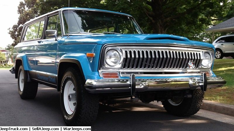 Jeep Trucks For Sale And Jeep Truck Parts 1982 Jeep Cherokee