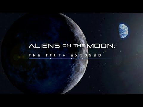 UFO DOCUMENTARY Aliens exist on the moon 2014 Full [ New UFO Sightings ] - UFO