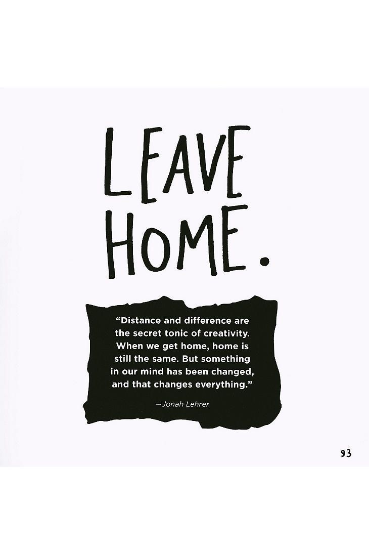 leave home inspirational quotes cool words quotes to live by