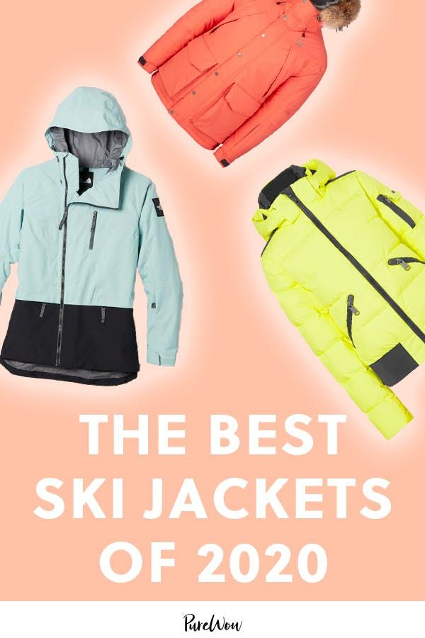 The Best Ski Jackets of 2020 Will Keep You Warm and Dry on the Slopes