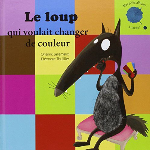 LOUP QUI VOULAIT CHANGER DE COULEUR (LE) by ORIANNE LALLE... https://www.amazon.ca/dp/2733820273/ref=cm_sw_r_pi_dp_6WQJxbWVKM7N7