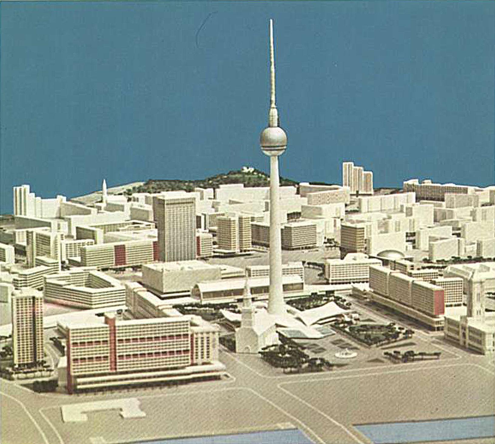 berlin stadtzentrum bereich alexanderplatz liebknechtstra e rathausstra e st dteba. Black Bedroom Furniture Sets. Home Design Ideas