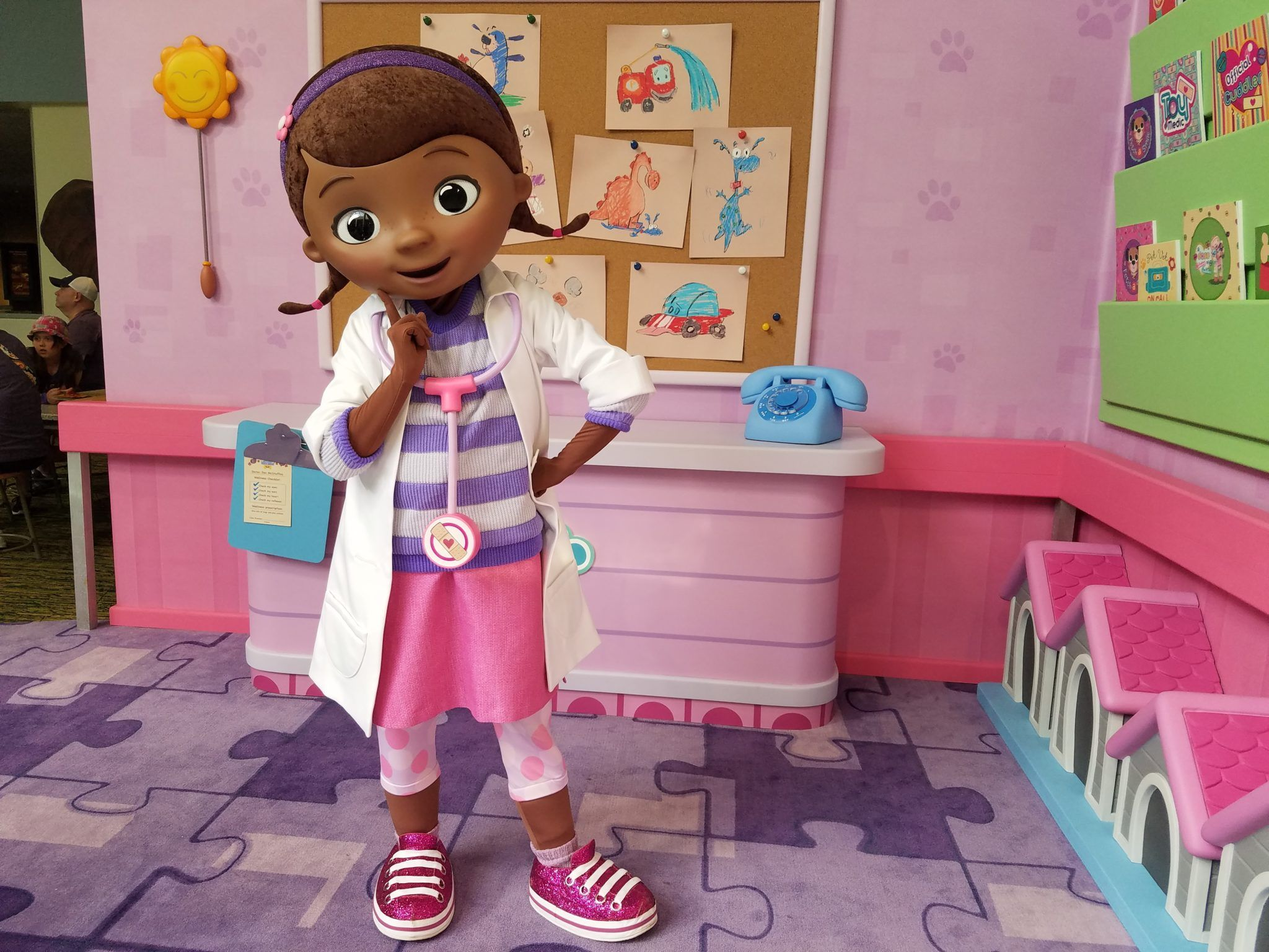 New doc mcstuffins character meet in animal kingdoms conservation new doc mcstuffins character meet in animal kingdoms conservation station kristyandbryce Images