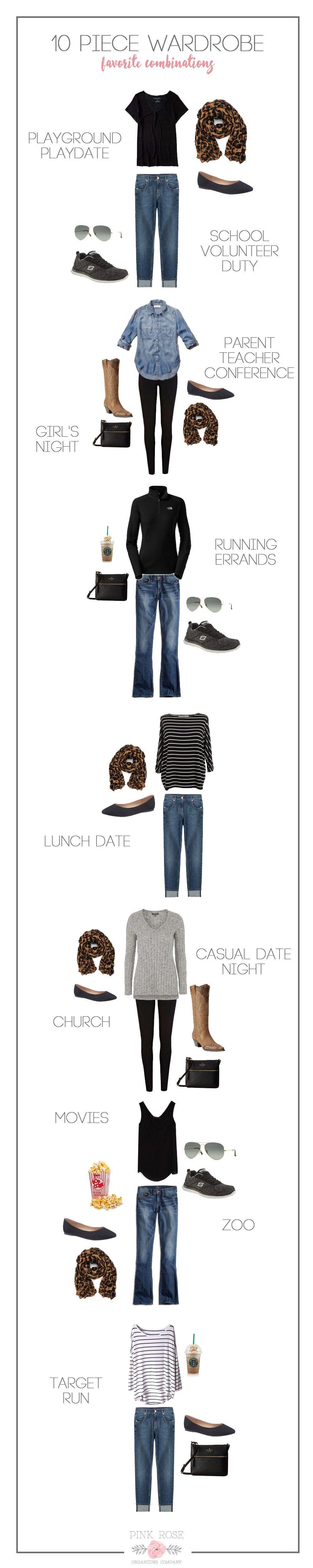 Minimalist Wardrobe Challenge: Am I Really Doing This