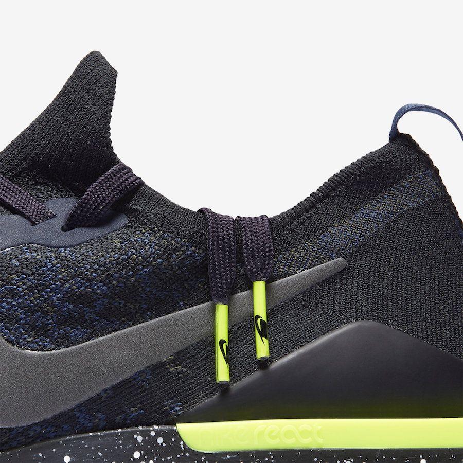 Nike Epic React Flyknit 2 CI6443 001 Release Date   Running