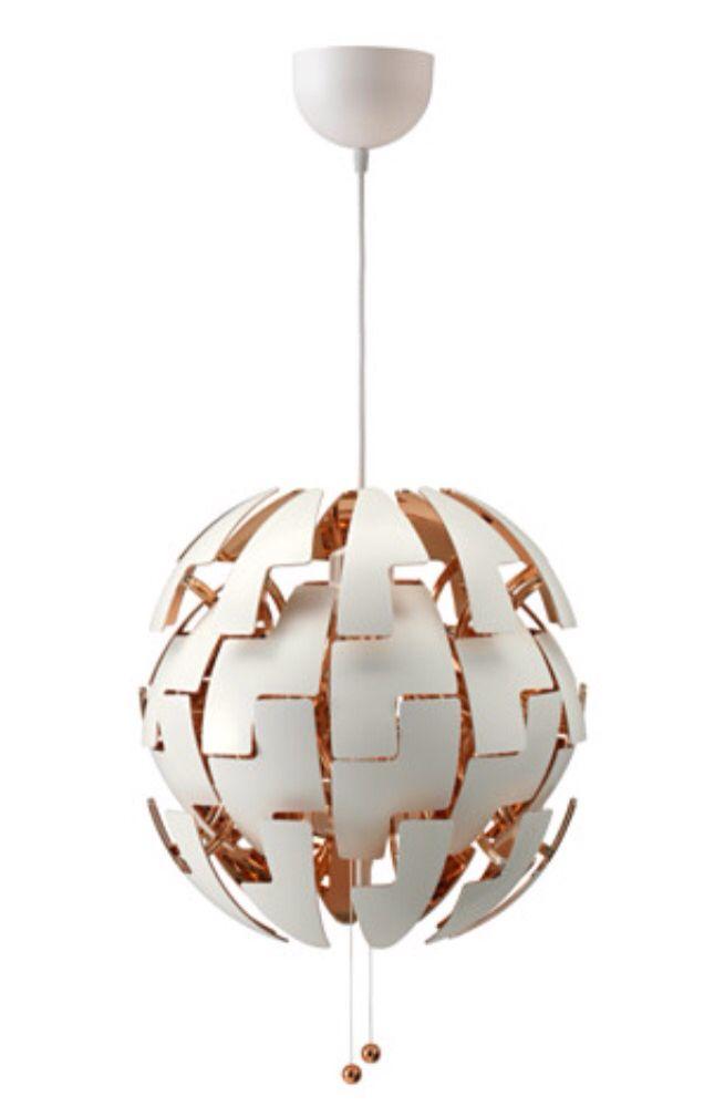Rask IKEA PS 2014 lampe (kobber) fra Ikea. 500 kr. | Wohnung Ideen i 2019 DG-98