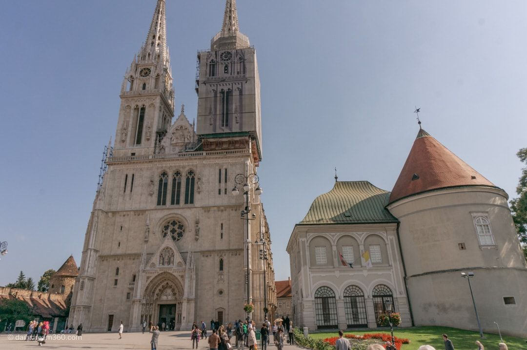 One Day In Zagreb Things To Do And What To See In Zagreb Croatia In 2020 Zagreb Croatia Zagreb Croatia