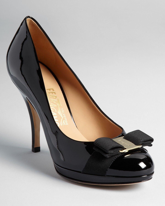 Ferragamo High Heel shoes salvator ferragamo Classic Styles