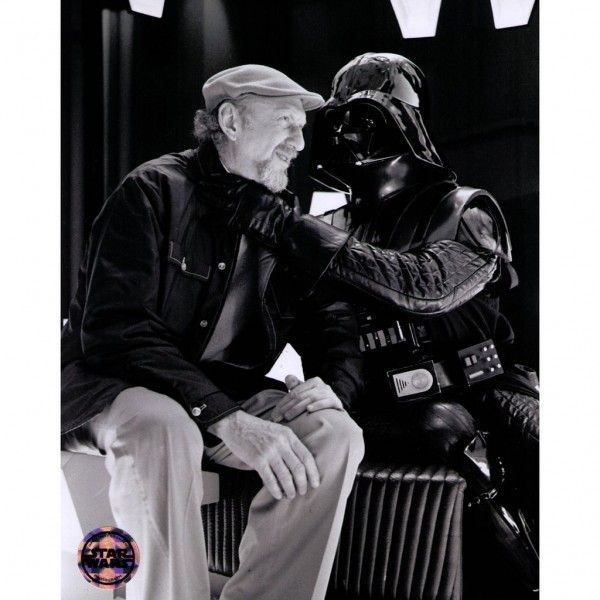 Irving Kershner, the missing piece from all Star Wars films except for Empire.