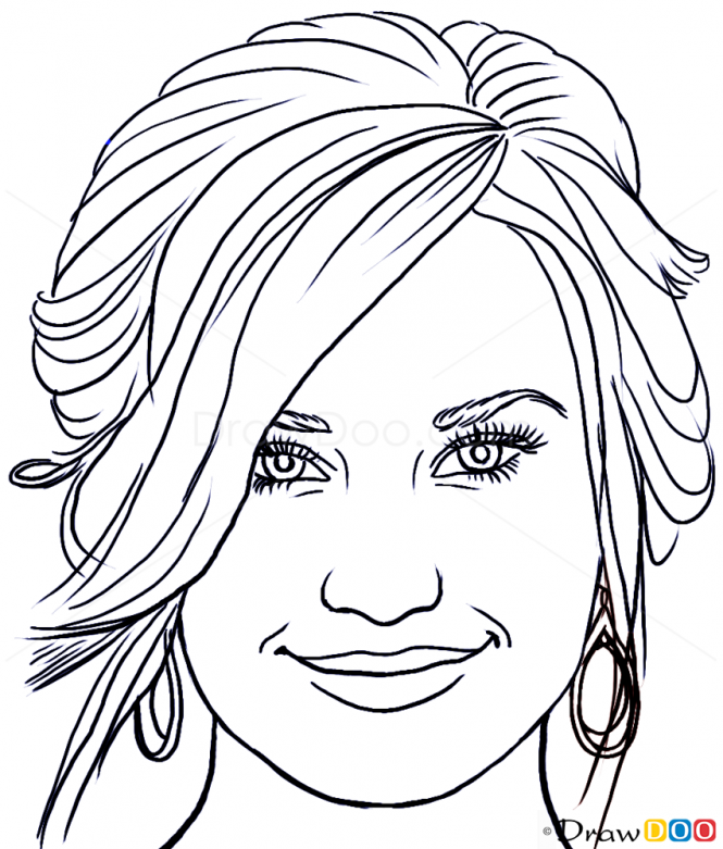 Famous singers coloring pages with pop stars Topcoloringpages | 781x665