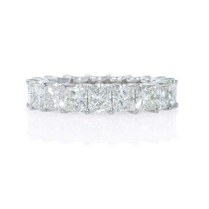 eternity bands horizontally tacori item wedding set prong band t royal collection marquise