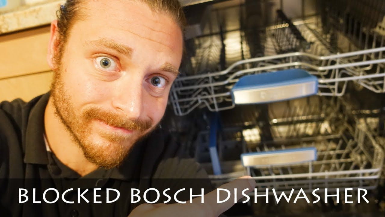 Dishwasher E24 Error Code Siemens Dishwasher Bosch Dishwashers Bosch