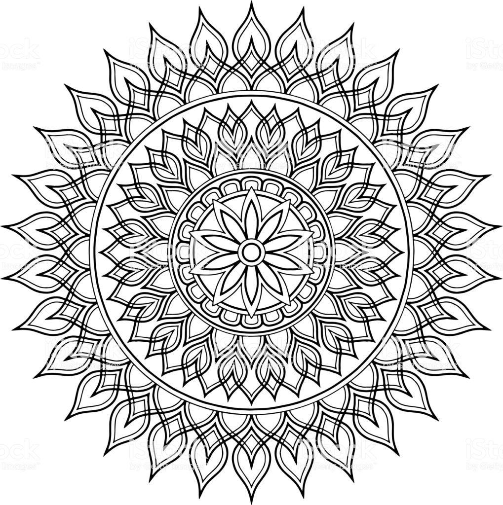 Mandala Buscar Con Google Vector Art Mandala Free Vector Art