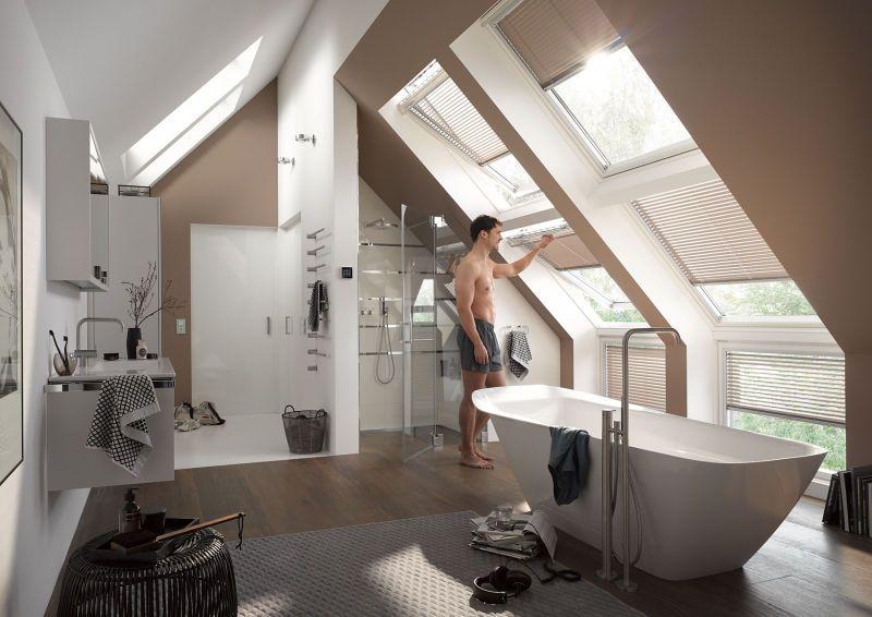 Hochwertig Badezimmer Badezimmer Ideen Dachgeschoss On In Bad ZiaKia Com 12 Nett Badezimmer  Ideen Dachgeschoss