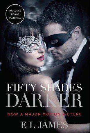 E L James Comparte La Nueva Portada Para Fifty Shades Darker Cincuenta Sombras Más Oscuras Cincuenta Sombras Película Cincuenta Sombras