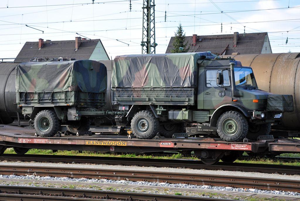 Deutsche Bahn Bundeswehr