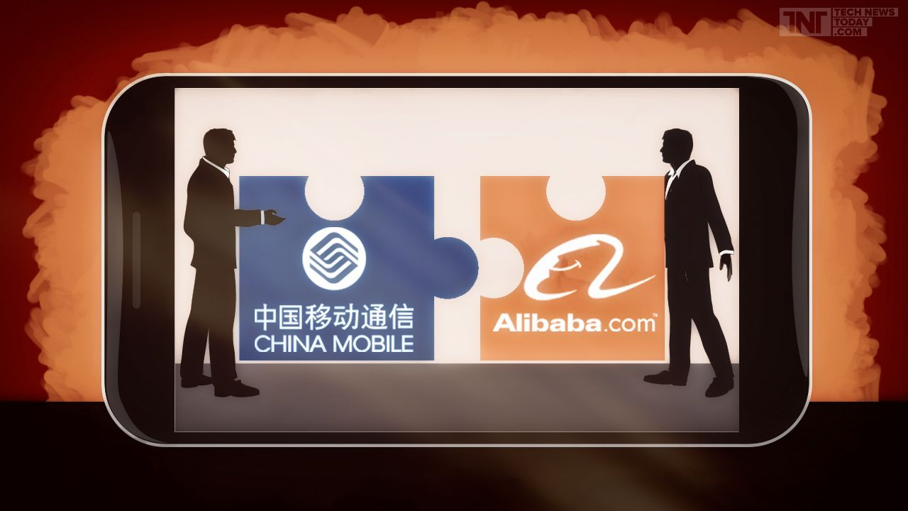 Alibaba Group Holding Ltd Teams Up With China Telecom To Extend Smartphone Reach To Rural Areas China Smartphone Partners