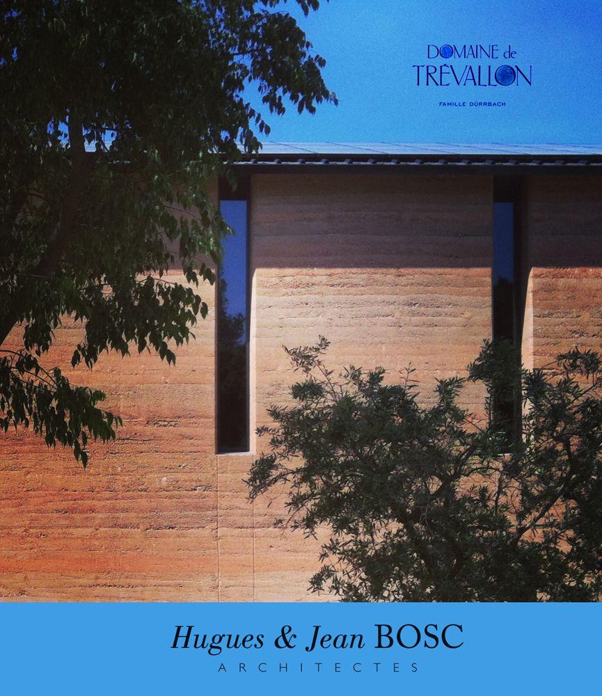 Hugues Jean Bosc Architectes Saint Remy De Provence Domaine De Trevallon Decoration Design Vin Saint Remy De Provence Architecte Saint Etienne