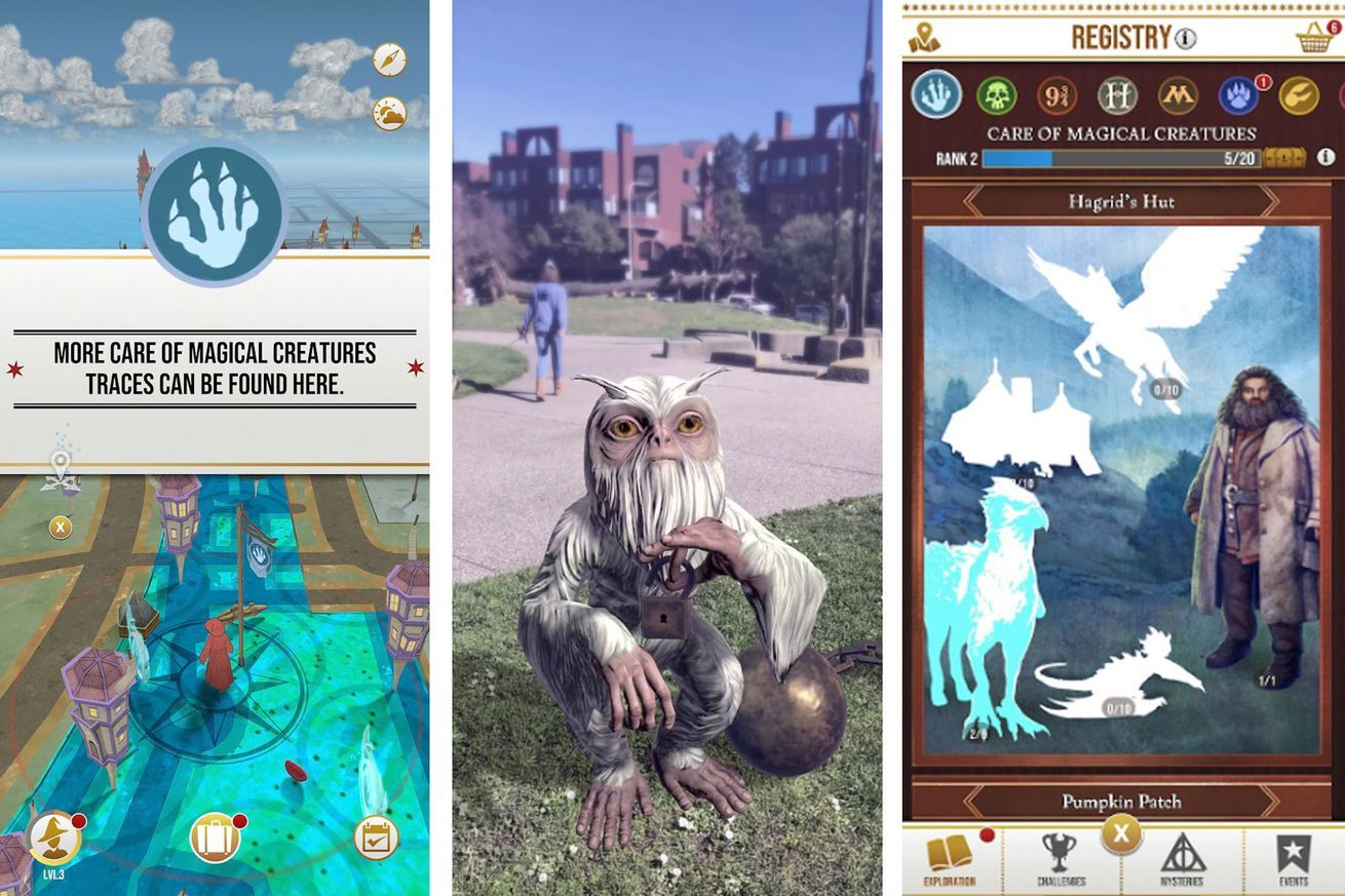 Harry Potter Wizards Unite Will Launch On Friday Harry Potter Wizard Harry Potter Characters Harry Potter