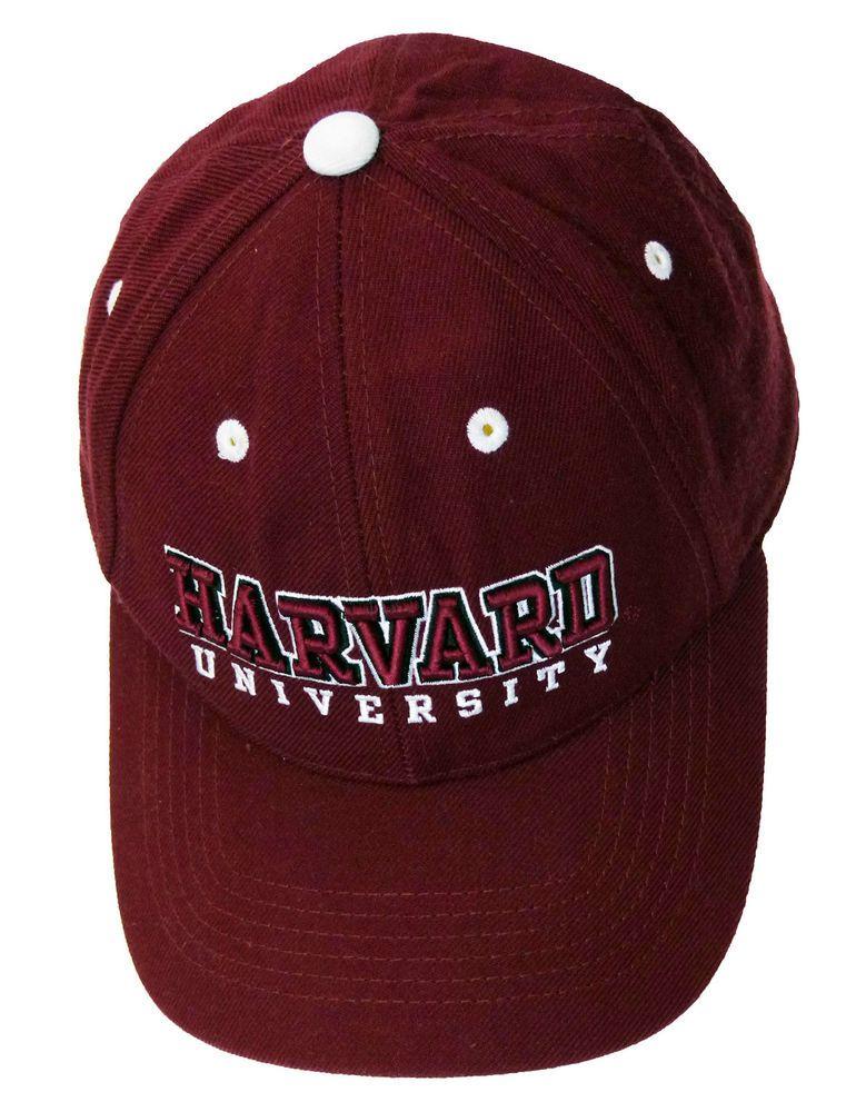 738a079eb76b0 Harvard university Hat Baseball Cap Adjustable mens womans clothing 134