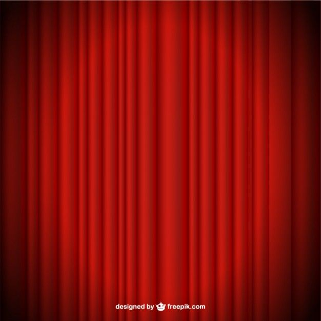 Download Red Curtain Background Vector For Free In 2020 Red