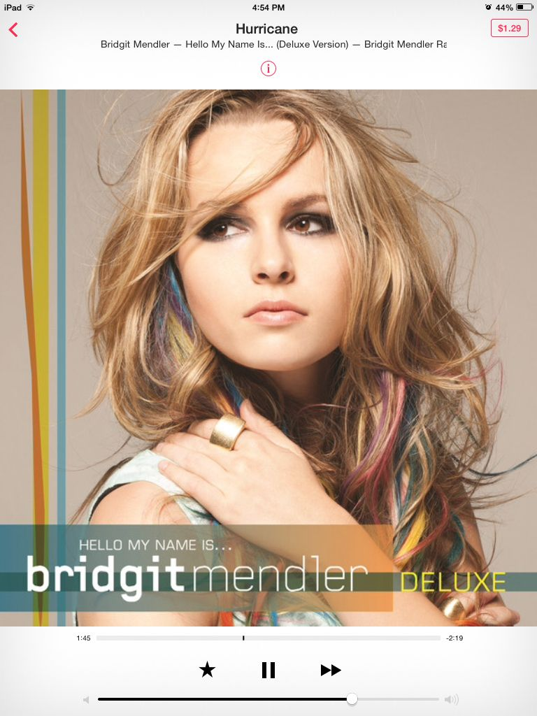 Brigitte mendler Bridgit mendler, Californian hair