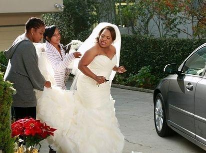 Dr Bailey Gets Married To A Hot Anesthesiologist Greys Anatomy Bailey Miranda Bailey Greys Anatomy