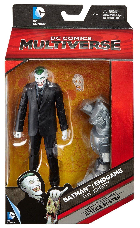 "DC Comics Multiverse 6/"" The Joker Endgame 6/"" Harley Quinn Suicide Squad"