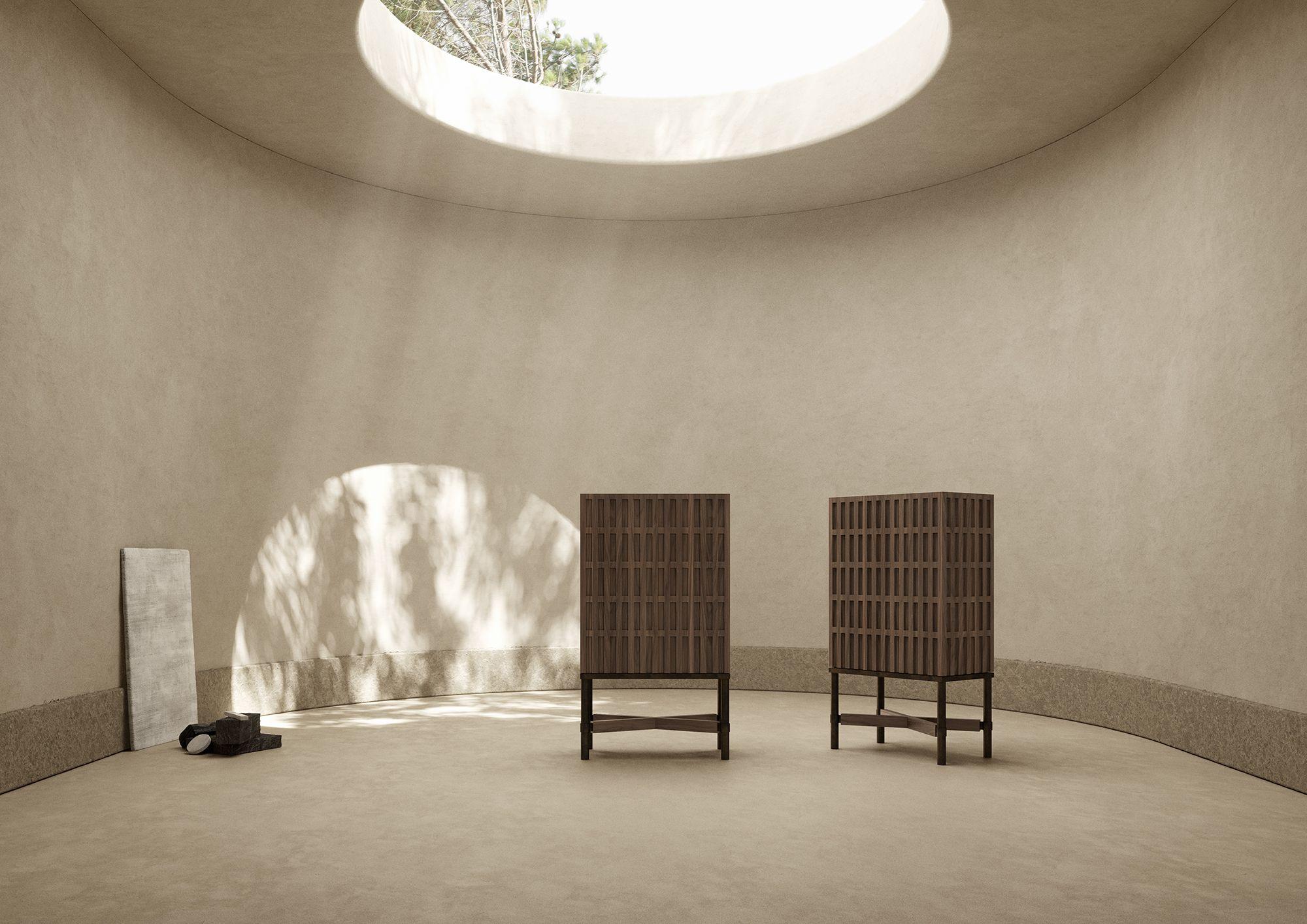 #notooSTUDIO For Nicolò Spinelli • #nottoolate #design #nicolospinelli #architecturallusions • Budriott by @nicolospinelli • #work #light #interiordesign #art #architecture #paciarott #furniture #colors #3d #3drender #coronarender #conceptdesign #styling #setdesign #artdirection #cinema4d #minimalism #materials #shapes #column #sphere #monumental