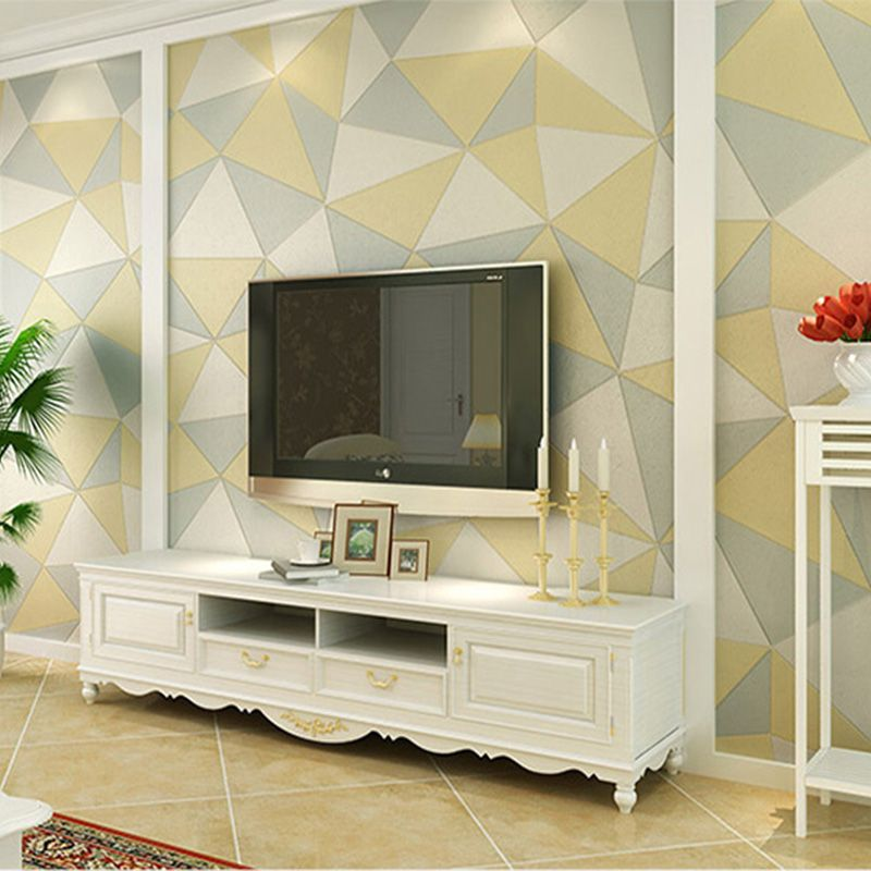 Best 3D Stereo Imitation Leather Texture Mosaic Modern 400 x 300