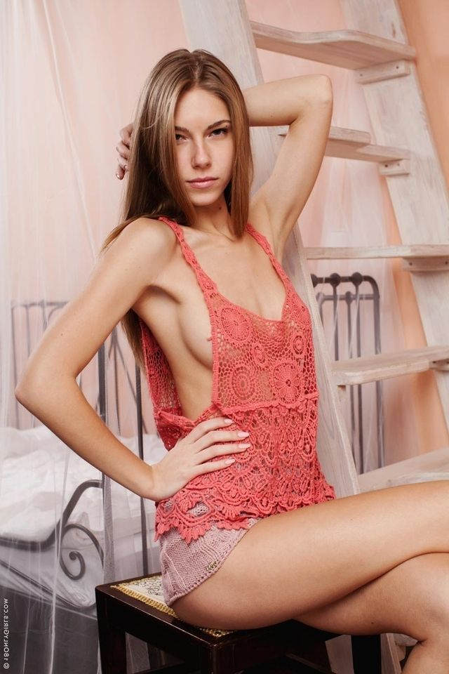 Russian nn nude model