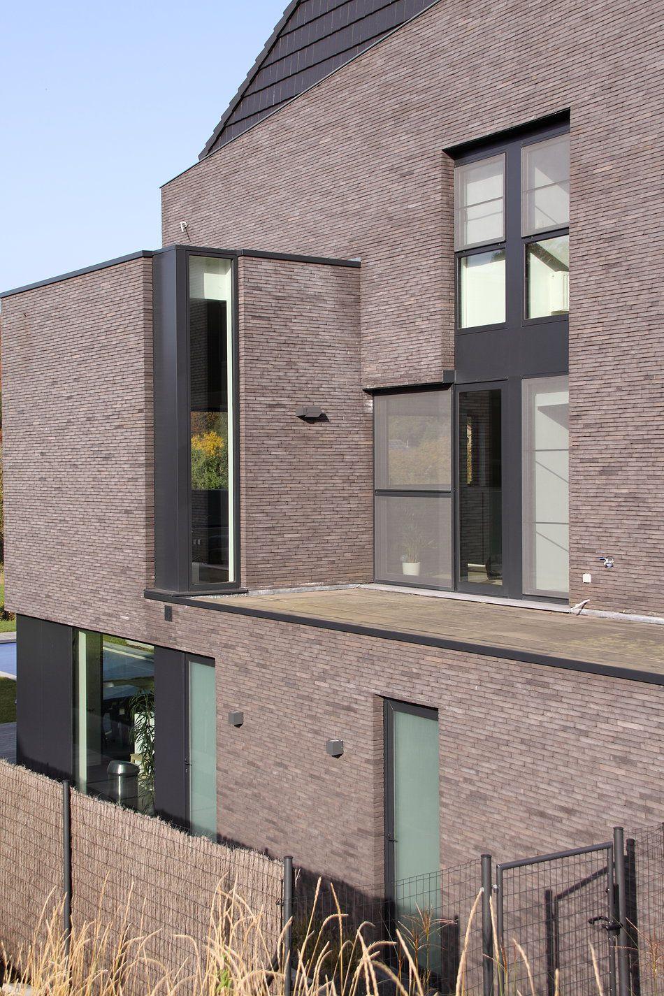 ral 7021 mat Kessel-Lo | Architecture - Façades & Volumes ...