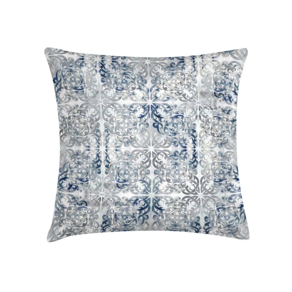 Poduszka Azule Niebieska 45 X 45 Cm Poduszki Dekoracyjne W Atrakcyjnej Cenie W Sklepach Leroy Merlin Throw Pillows Pillows Bed