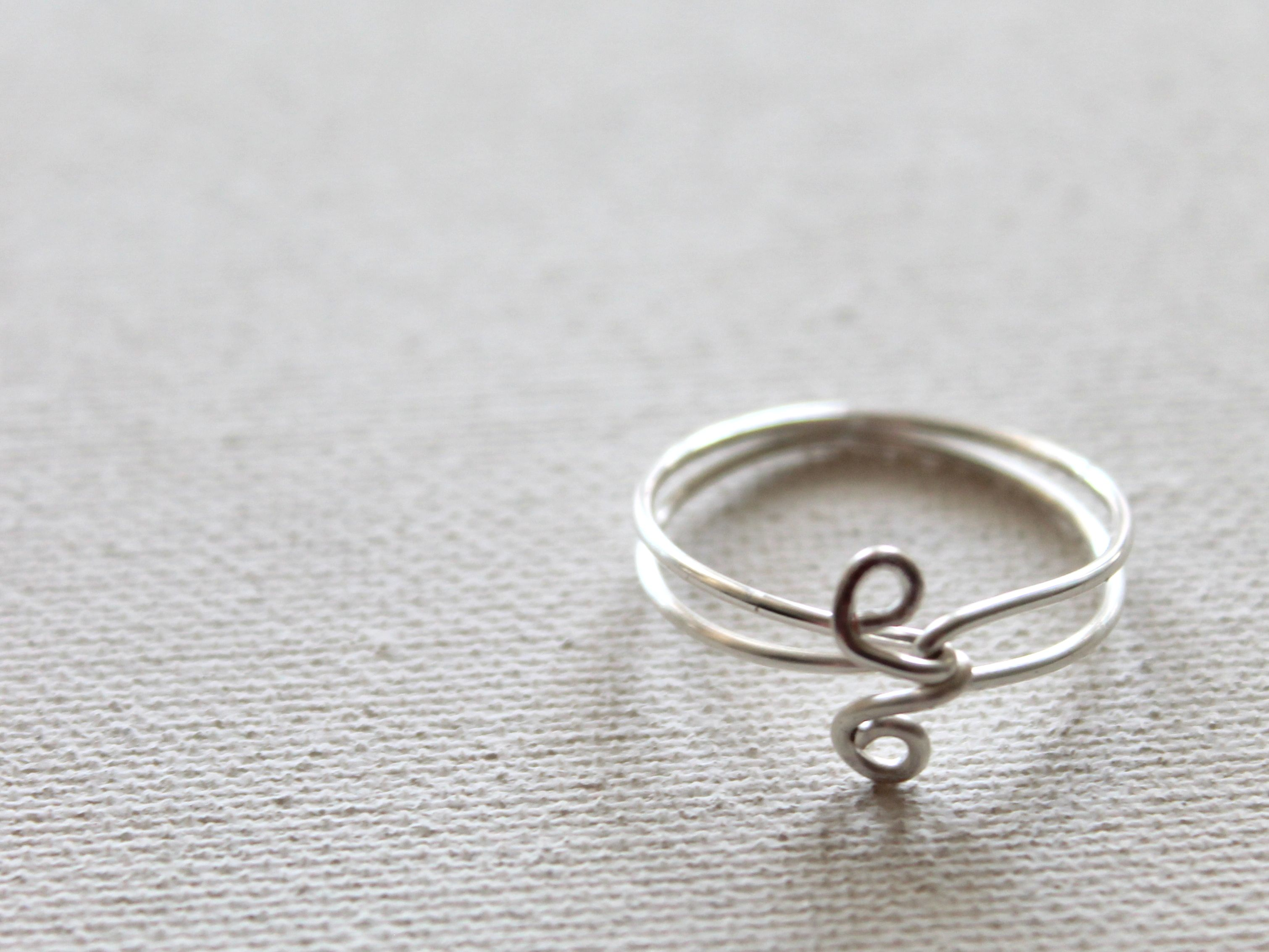 ECT TV Episode 61: Simple Wire Ring | штуки | Pinterest | Tv ...