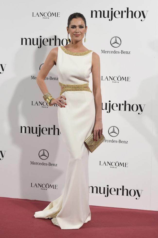 Las mejor vestidas de los Premios Mujer Hoy 2014 | Vestidos