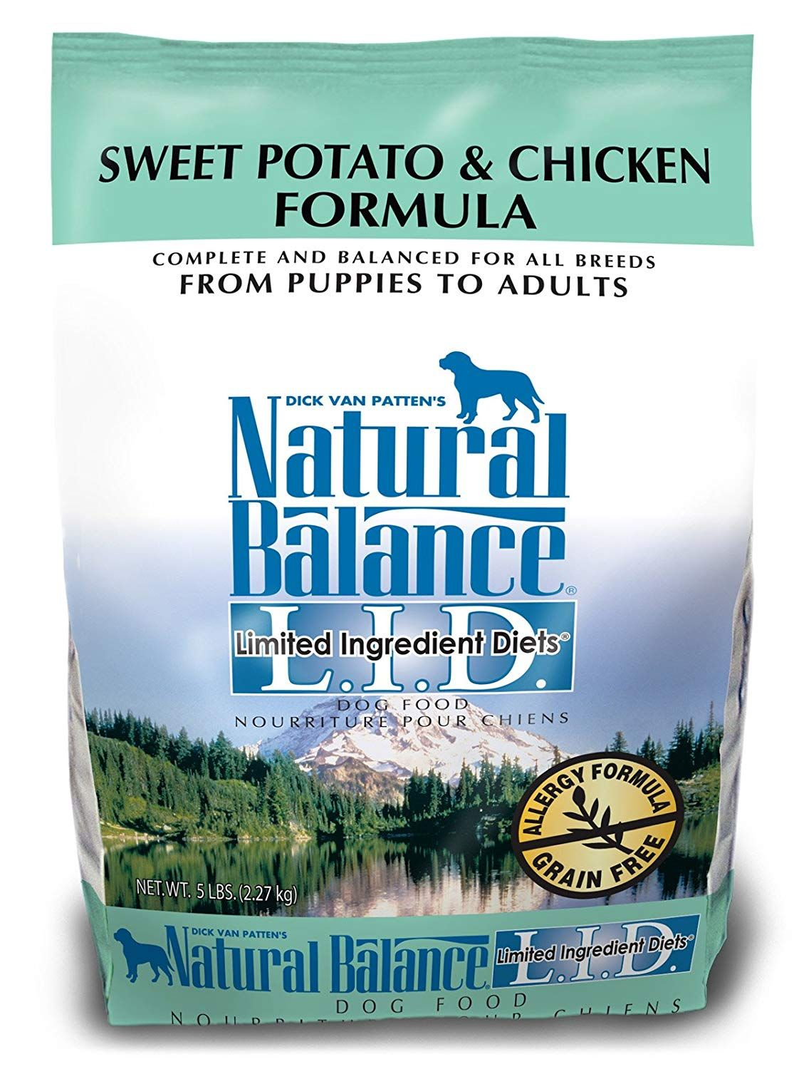 Limited Ingredient Diets Sweet Potato And Chicken Formula Dry Dog