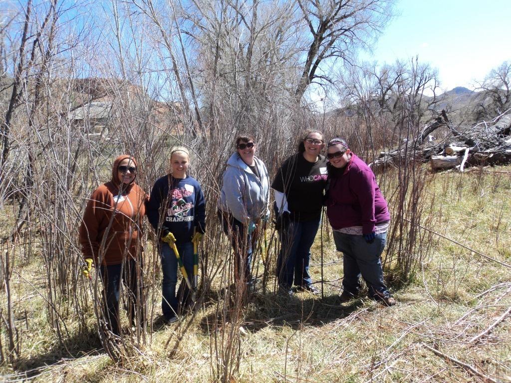Wildlands Restoration Volunteers | Otters Giving Back | OtterBox | Giving Back | Volunteering | Volunteerism