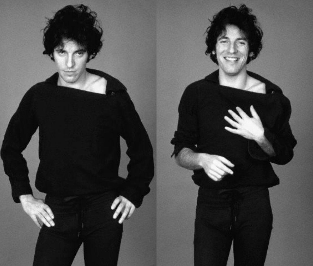 Bruce Springsteen — rockandrollstories: Bruce Springsteen by Lynn... #brucespringsteen