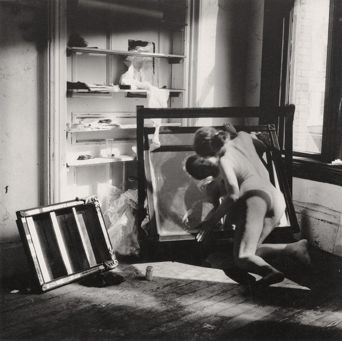 Francesca Woodman: Works from the Sammlung Verbund
