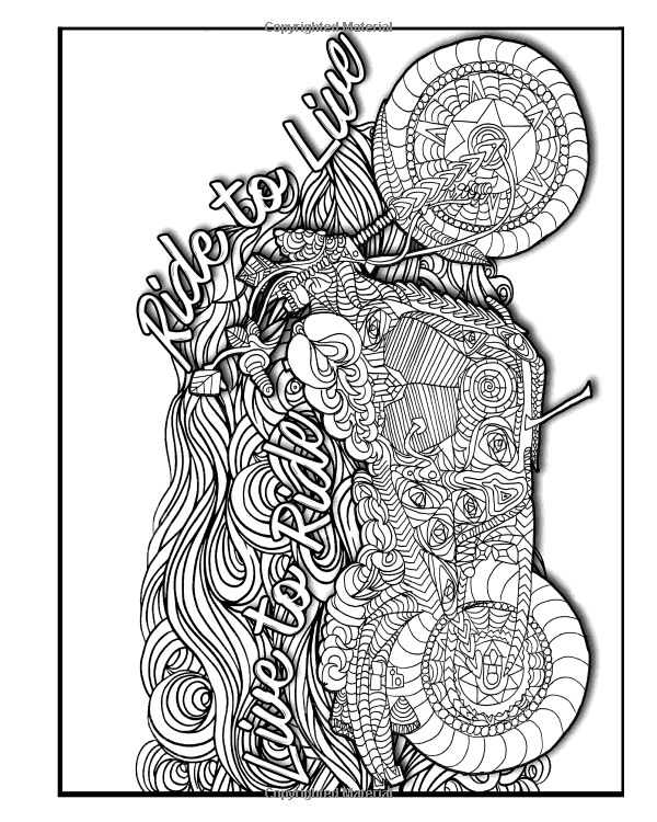 Badass Coloring Pages : badass, coloring, pages, !!!Adult, Coloring, Pages