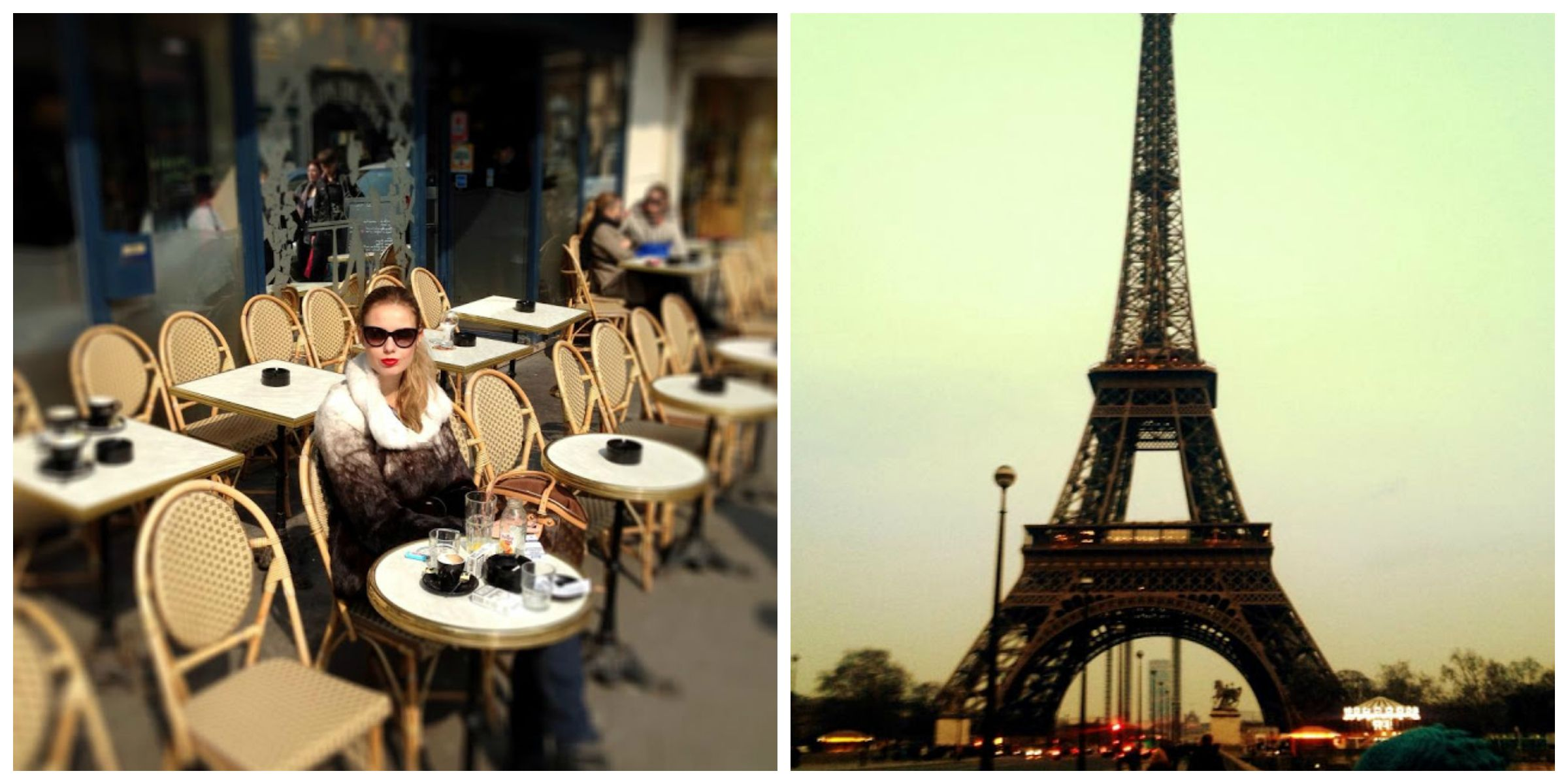 #Fashionistas read and see photos of my trip to #Paris for #Easter at http://www.clubfashionista.com/2013/04/easter-in-france.html. Where did you spend your holidays? #Fashion #EifferTower