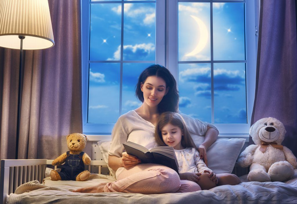 Bedtime Reading for Sleepyheads by Holly E. Newton | Meridian Magazine - LDSmag.com | Reading out loud to youngsters at bedtime will build memories for a lifetime. Furthermore, selecting great books that will entice children, along with settling them down, will help them look forward to bed. This should help eliminate the struggles of getting them to go to bed.