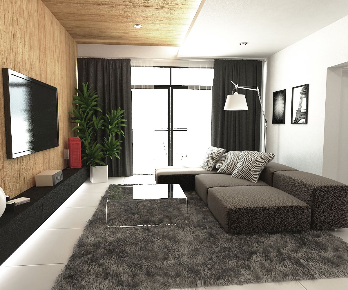Modern Style Living Room: Home & Decor Singapore
