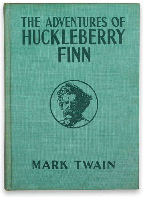A study on mark twain and the adventures of huckleberry finn
